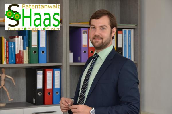 Patentanwalt Haas KG - 1 - EN